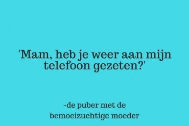 telefoon kind controleren