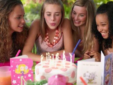 sweet sixteen feest organiseren