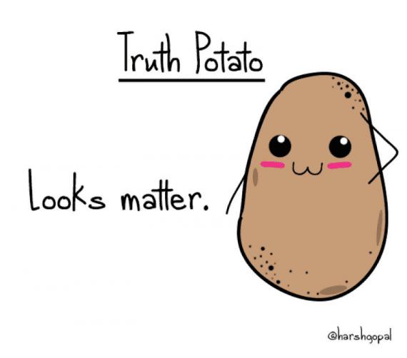 Leuk voor je puber: en paar wijze levenslessen van een getekende aardappel