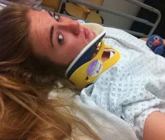 Hoopvolle boodschap van 19-jarige meisje: hou vol, het komt echt allemaal goed