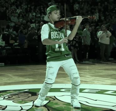 Door dit filmpje zou je puber willen dat hij op vioolles had gezeten