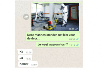 8 hilarische Whatsapp gesprekken tussen een moeder en haar pubers