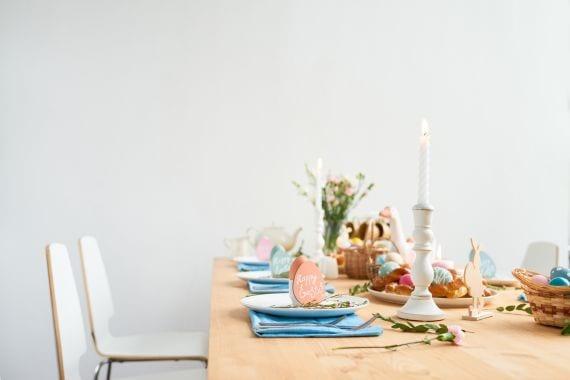 30 dingen die ik denk bij het Paasontbijt