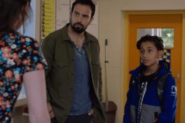 Oogappels, een nieuwe serie over pubers die niet helemaal uit de verf komt