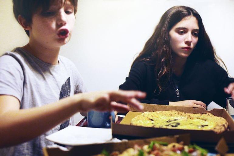 Aan tafel met pubers in 50 opmerkingen