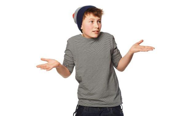 25 redenen waarom pubers nog niet 'af' zijn