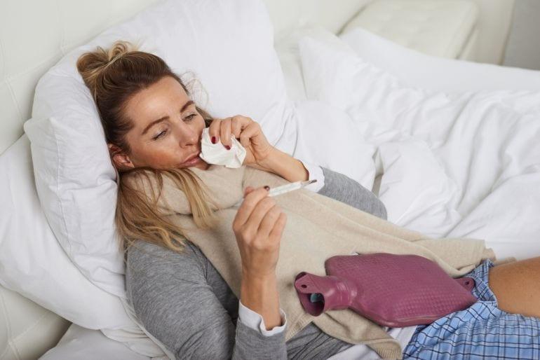 60 dingen die pubers zeggen als je doodziek in bed ligt
