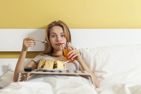 15 dingen die pubers voor ontbijt eten en dat heel normaal vinden