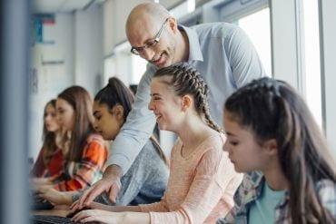 Leraren die staken voor minder werkdruk en meer tijd voor leerlingen: I salute you!