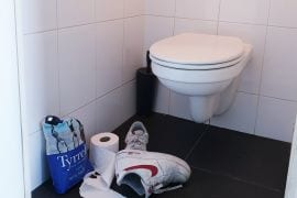 20 sporen die pubers achter laten als ze naar de wc zijn geweest