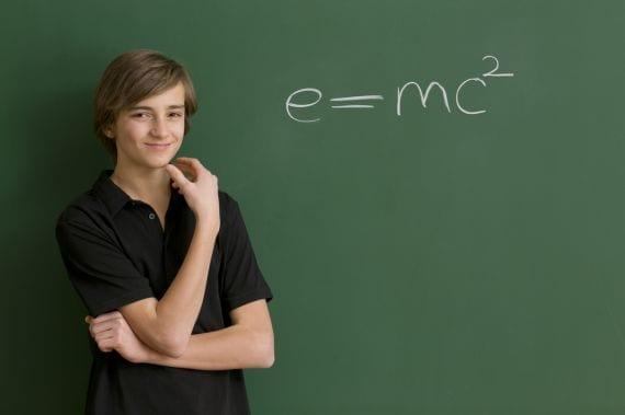 De puntentelling voor examens is hogere wiskunde